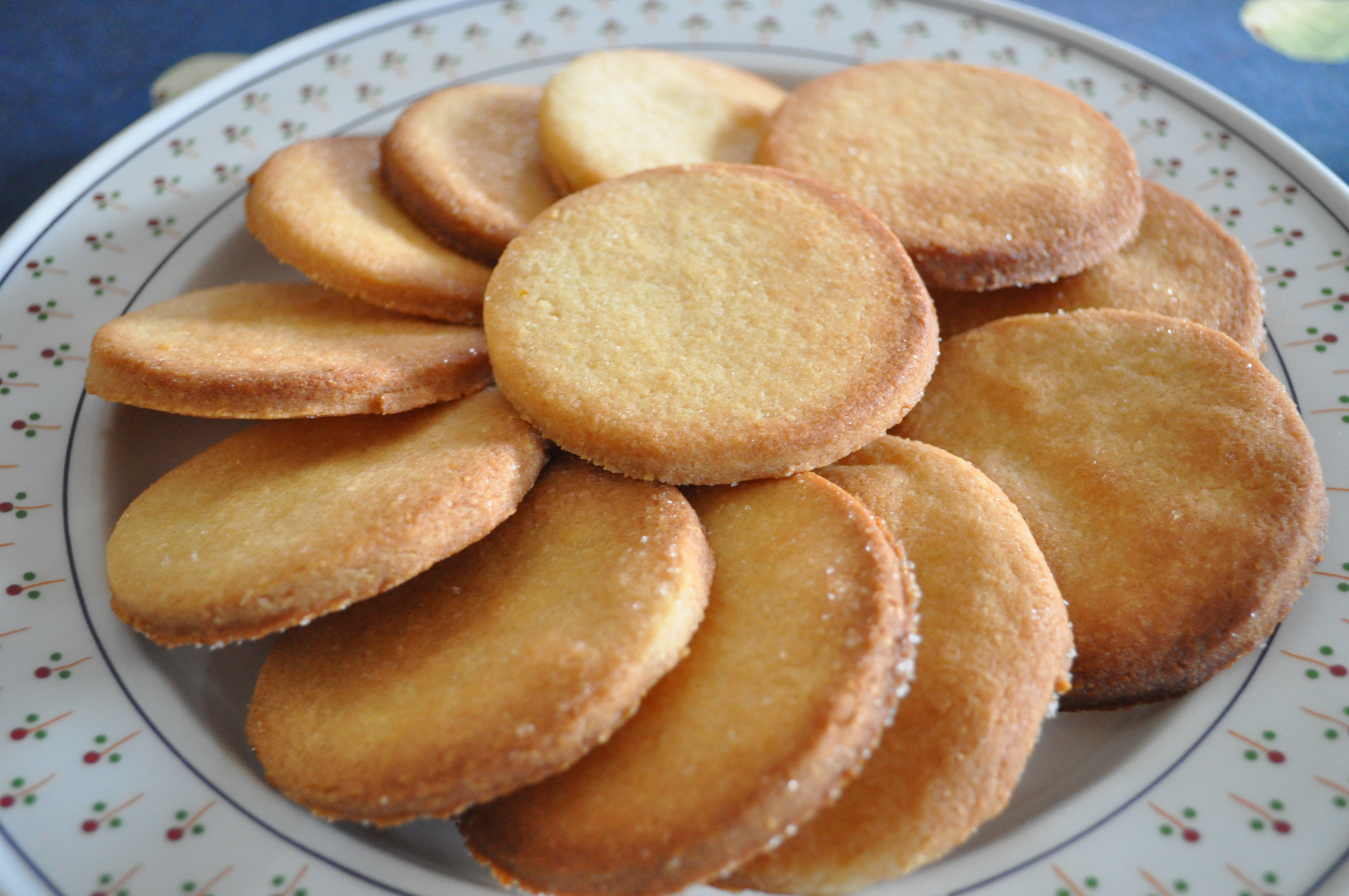 Biscuits Using Food Processor